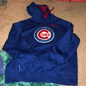 NIKE THERMA FIT CUBS HOODY